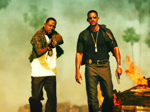 First Look at BAD BOYS 3!!