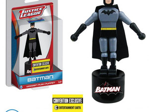 Classic BATMAN™ Wooden Push Puppet Makes Its Debut at San Diego Comic-Con!