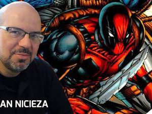 2018 Awesome Con EXCLUSIVE: Special Guest Fabian Nicieza