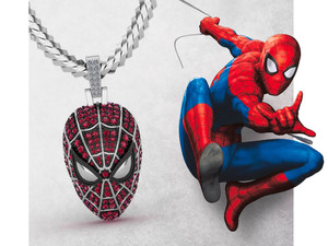 GLD x MARVEL Partner to Create Jewelry Based on Iconic Superheroes