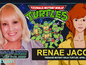 EXCLUSIVE: Renae Jacobs Talks ConnectiCon, TMNT, & Voice Acting In 'Social Distancing' L
