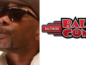 2018 Baltimore Comic Con EXCLUSIVE: Dinco D Talks Con Culture & Rob Stull Collab