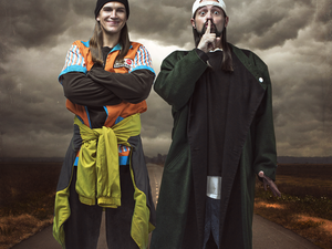 JAY & SILENT BOB discuss reboot and joining Legion M