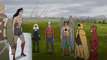 "New JUSTICE SOCIETY: WORLD WAR II Clip: ""Marching Orders"" Debuts"