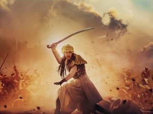 THE WARRIOR QUEEN OF JHANSI Releases NEW Trailer