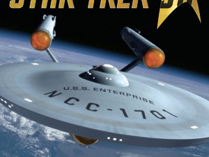 """""""Star Trek"""" 50th Anniversary Collector's Edition Beer """"Voyage To the Northeast Qu"""