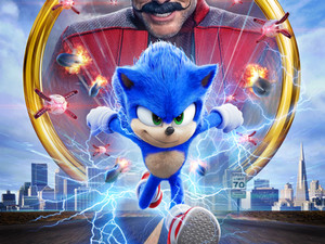 SONIC THE HEDGEHOG Races In With A NEW Trailer