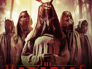 New Trailer & Poster for THE HERETICS Hits