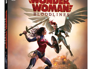"""Wonder Woman: Bloodlines"" coming 10/5 to Digital, 10/22 to 4K/Blu-ray"