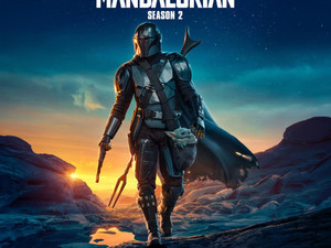 THE MANDALORIAN Season 2, Vol. 1 Album Featuring Score by Ludwig Göransson Out Today