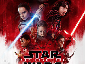 THE LAST JEDI Official Trailer Has Arrived!!