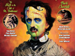 AHOY Comics Makes First Ever Appearance at Baltimore Comic-Con to Promote EDGAR ALLAN POE'S SNIF