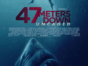NEW Trailer For 47 METERS DOWN: UNCAGED Arrives From The Depths