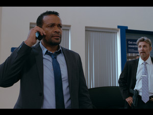 **Official Trailer and Poster** Arrives for  Mario Van Peebles' A CLEAR SHOT