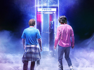"""Whoaaaa!"" Watch BILL & TED FACE THE MUSIC in NEW Teaser!"