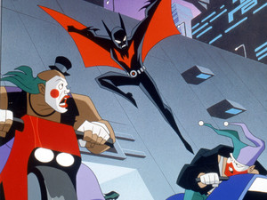 """Batman Beyond: The Complete Series - Limited Edition"" Box Set Available Now!"