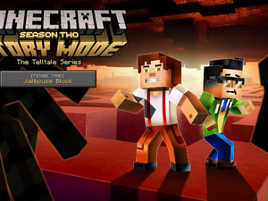 MINECRAFT: STORY MODE - SEASON TWO Debuts w/ Episode 3 & In New Languages
