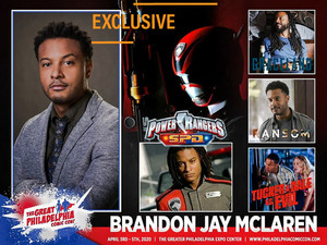 2020 Great Philadelphia EXCLUSIVE: Special Guest Brandon Jay McLaren Talks Con Culture & Power R
