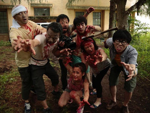 2019 SPOOKY MOVIE INT'L FILM FESTIVAL Selection - Josh's review of ONE CUT OF THE DEAD