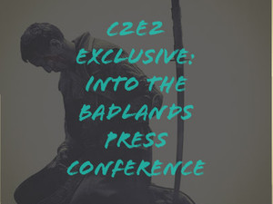 2019 C2E2 EXCLUSIVE: AMC's INTO THE BADLANDS Press Conference w/ Star Daniel Wu & Showrunner