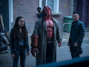 Trailer for HELLBOY Reboot Is Unleashed!!