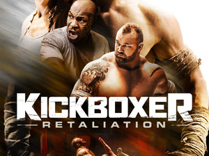 The Trailer For KICKBOXER: RETALIATION Hits!