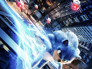 Paramount Races On With NEW Trailer For SONIC: THE HEDGEHOG