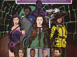 2017 San Diego Comic Con EXCLUSIVE: MONSTERS, MUTANTS, & MYSTERIES - Sights and Sounds Pressroom
