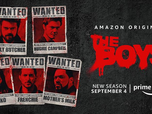 Amazon Prime Video's THE BOYS Drops Trailer For Season 2!!