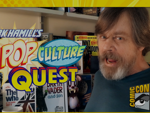 Mark Hamill's POP CULTURE QUEST Coming To Comic Con HQ This Fall!