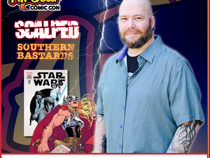 2018 All Star Comic Con EXCLUSIVE: Special Guest Jason Aaron Talks Female Thor & The MCU