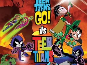 """NEW Clip Drops For """"Teen Titans Go! Vs. Teen Titans"""""""