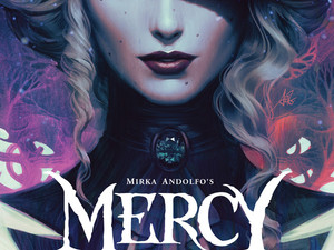 Artgerm & Marini Covers For Mirka Andolfo's MERCY Revealed