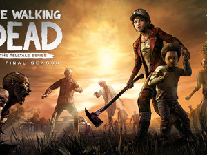 Play the First Fifteen Minutes of THE WALKING DEAD: THE FINAL SEASON in New Demo on PlayStation 4 an
