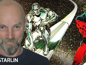 2018 Awesome Con EXCLUSIVE: Comics Icon Jim Starlin Comments on Thanos In Comics vs. Thanos In INFIN