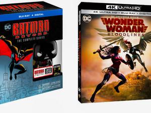 WARNER BROS. HOME ENTERTAINMENT Celebrates BATMAN BEYOND on Blu-RAY, World Premiere of WONDER WOMAN: