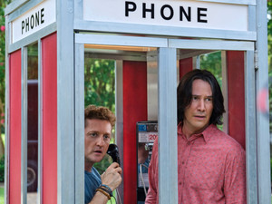 First Look Images Hit For BILL & TED FACE THE MUSIC!!