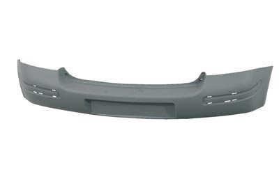 Toyota Yaris 1999-2005 HatchbackRear Bumper 1 Lamp Hole Oblong