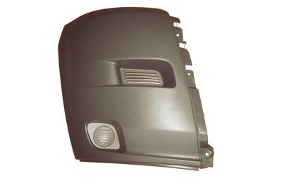 Fiat Ducato 2006- Mini Bus Front Bumper End Cap Right Hand