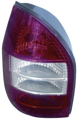 Opel Zafira A 1999-2005 Mpv Rear Light Left Hand Clear