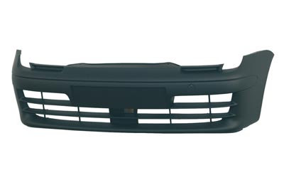 Fiat Seicento 1998-2010 HatchbackFront Bumper Primed With Ac