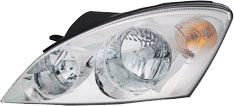 Kia Cee'd 2006-2012 HatchbackHeadlight Electric Left Hand