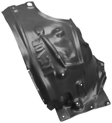 Bmw 3 Series F30 2011-2019 Saloon Front Splashguard Left Hand Rear Part M Sport