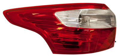Ford Focus Iii 2012-2018 Estate Rear Light Estate Led Left Hand