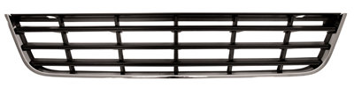 Vw Passat 2005-2010 Saloon Front Bumper Grille Black With Chrome Surround