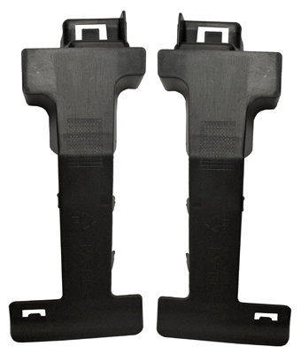 Renault Clio Iv 2012- Hatchback Front Bumper Lower Air Guide Right Hand
