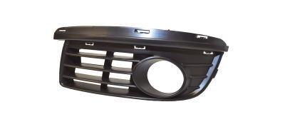 Vw Jetta Iii 2005-2010 Saloon Front Bumper Grille With Hole Left Hand