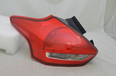 Ford Focus Iii 2012-2018 Hatchback Rear Light Left Hand