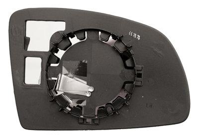 Vauxhall Meriva Mk I (a) 2003-2010 MpvDoor Mirror Glass Heated Convex Left Hand