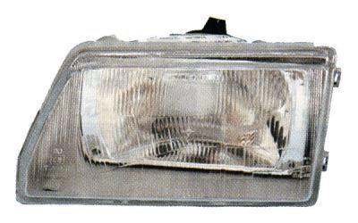 Fiat Cinquecento 1991-1999 HatchbackHeadlight Left Hand